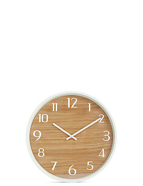 Huxley Wall Clock