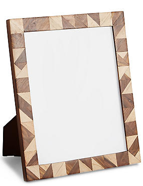 Conran Inlay Photo Frame 20 x 25cm (8 x 10inch)