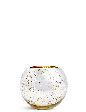 Fishbowl Mercury Vase