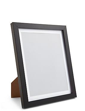 Photo Frame 20 x 25cm (8 x 10inch), BLACK, catlanding