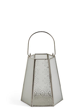 Decorative Large Hexagonal Lantern
