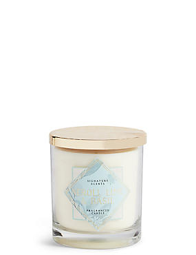 Neroli, Lime & Basil Lidded Filled Candle
