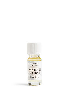 Patchouli & Clove Refresher Oil