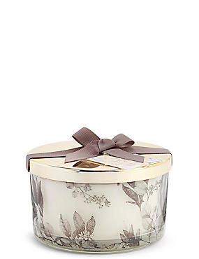 Patchouli & Clove 3 Wick Gift Candle