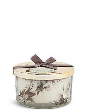 Sicilian Fig 3 Wick Gift Scented Candle