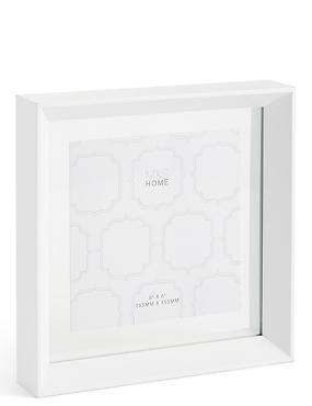 Floating Photo Frame 15.5 x 15.5cm (6 x 6inch)