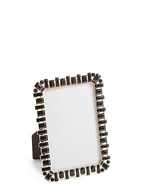 Naomi Jewelled Photo Frame 10 x 15cm (4 x 6inch)
