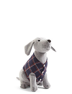 New Buster Dog Doorstop