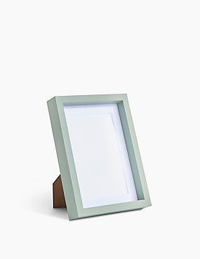 Photo Frame 10 x 15cm (4 x 6 inch) , LIGHT GREEN, catlanding