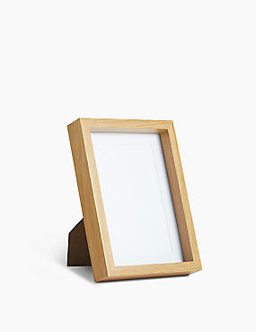 Photo Frame 10 x 15cm (4 x 6 inch) , NATURAL, catlanding