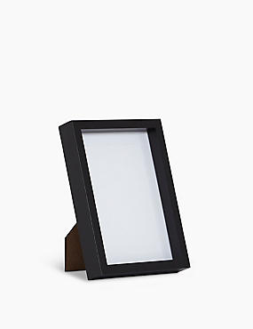 Photo Frame 10 x 15cm (4 x 6 inch) , BLACK, catlanding