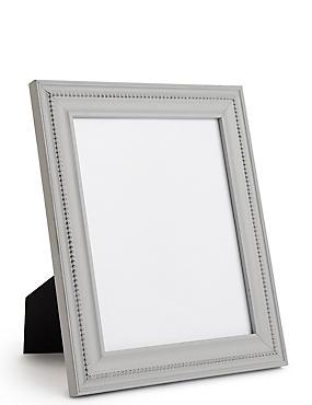 Josephine Photo Frame 20 x 25cm (8 x 10 inch), DOVE, catlanding