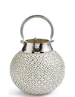 Beaded Small Lantern, , catlanding