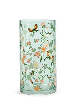 Decal Large Vase, , catlanding