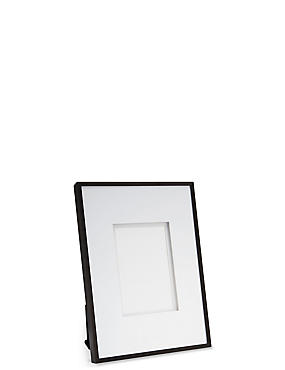 Essential Metal Photo Frame 10 x 15cm (4 x 6inch)