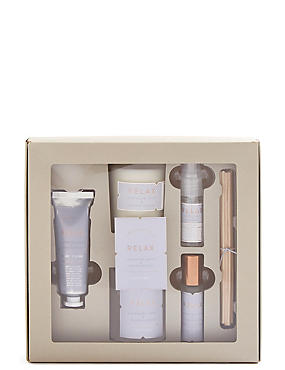 Relax Miniature Travel Gift Set