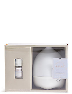 Relax Ultrasonic Diffuser Set