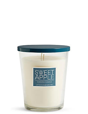 Sweet Apple Oversized Scented Candle
