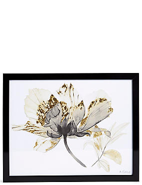 Adelene Fletcher X-Ray Floral Wall Art