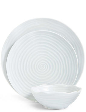 12 Piece Ripple Dinner set