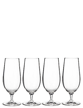 4 Maxim Beer Glasses Home