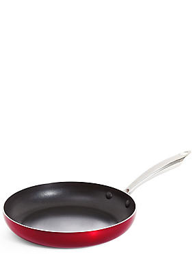 Metallic Effect 24cm Frying Pan