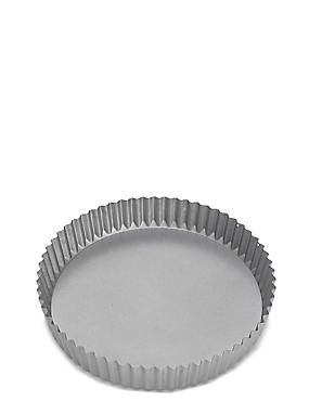 20cm Non-Stick Loose Base Flan Tin, , catlanding