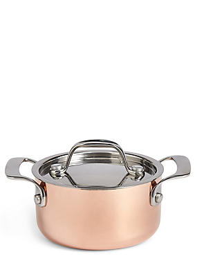 Chef Mini Copper Casserole Dish