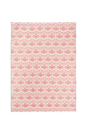 Marigold Geometric Print Single Tea Towel