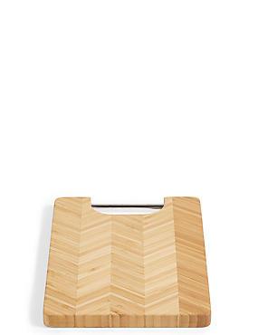 Hexagonal Bamboo Rectangler Small Chopping Board, , catlanding
