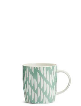 Chelsea Mug, PALE GREEN, catlanding
