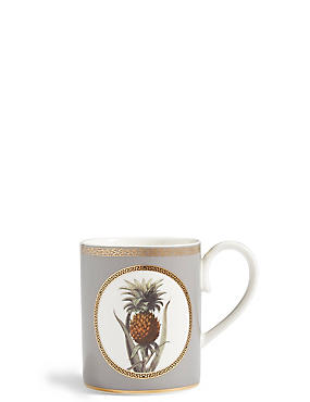 Safari Pineapple Plant Mug