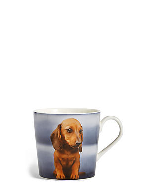 Dog Digital Print Mug
