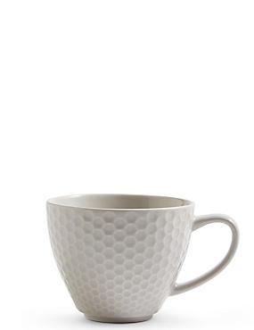 Textured Taupe Mug, , catlanding