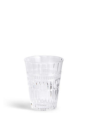Picnic Cut Glass Tumbler