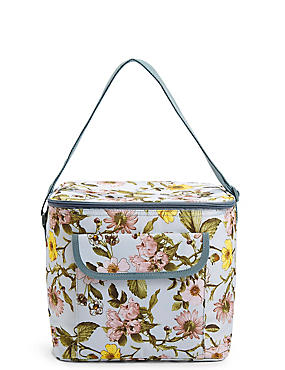 Dovecote Floral Cool Bag