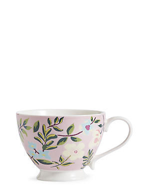 Bloom Footed Mug