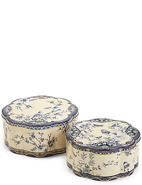 Dovecote Set of 2 Cake Tins
