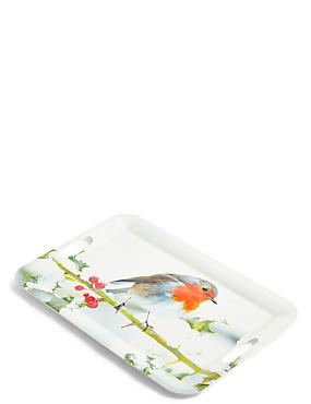 Digi Robin Rectangular Tray