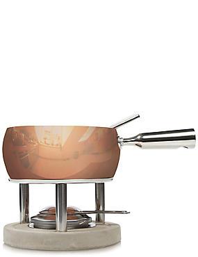 Boska Fondue Set Copper, , catlanding