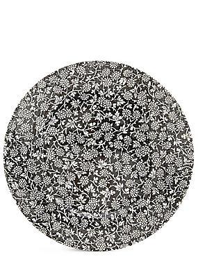 Blackberry Dinner Plate, , catlanding