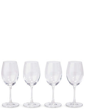 Andante 4 Pack Red Wine Glasses