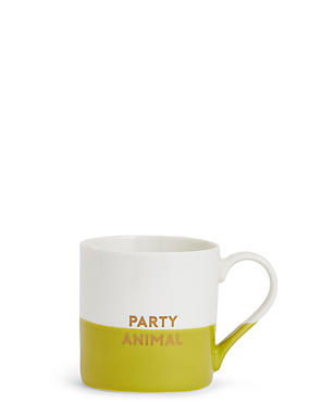 Party Animal Mug, , catlanding