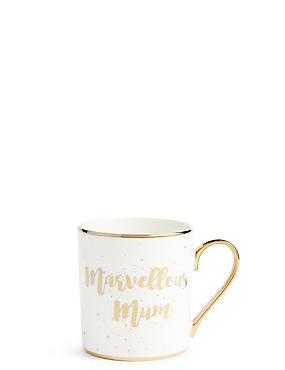 Marvellous Mum Mug, , catlanding