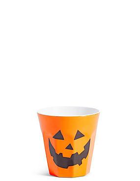 Halloween Melamine Beaker, , catlanding