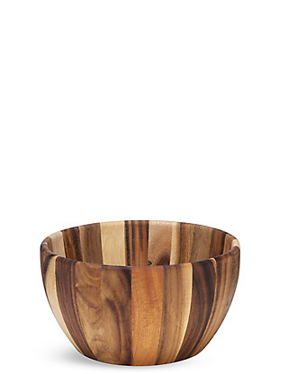 Acacia Salad Bowl Home