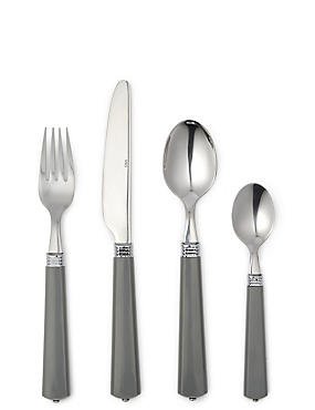 16 Piece Vintage Cutlery Set