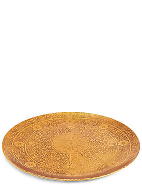 Jaipur Metal Tray