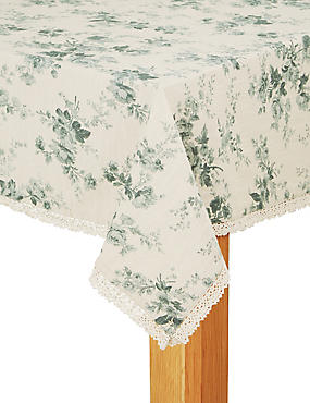 Dovecote Floral Tablecloth