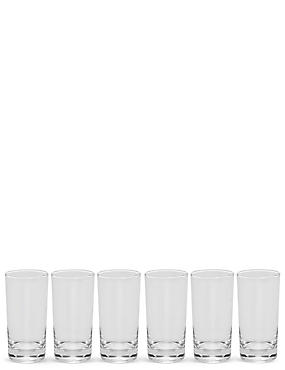 Value 6 Pack Hi Ball Glasses